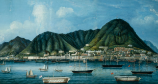 Painting of Victoria