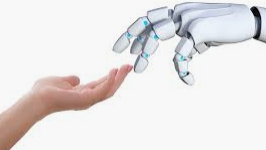 Robots and Fingers