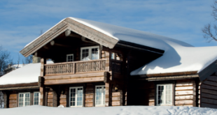 Log cabins from